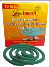 Relags Moskitospiralen, 10 Spiralen