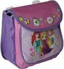 Haberland Kindertasche Princess EK1853 5 Liter Klettband-Befestigung rosa/lila