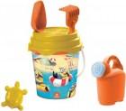 MTW Toys S.A. Eimergarnitur Minions 6-teilig