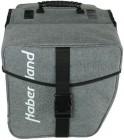 Haberland Doppeltasche Basic L DT9830 31L