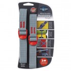 Sea to Summit Alloy Buckle Accessory Strap 20 mm 2 m red