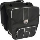Haberland Doppeltasche Safe DT9732 30L, schwarz