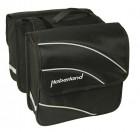 Haberland Doppeltasche Kim S DJ1911 für 20-Zoll Jugend- u. Falträder z. Befestigen a.d. Gepäckträger