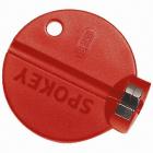 KLICKfix Spokey Professional 3,25 mm rot einzeln