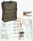 Mil-Tec First Aid Set Leina Pro 43teilig oliv