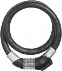 Abus Raydo Pro 1460/85 Kabelschloss mit KF-Halterung black