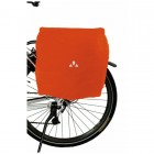 Vaude Raincover for bike bags orange