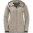 Jack Wolfskin Modesto Hooded Jacket Women