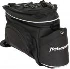 Haberland Gepäckträgeraufsatztasche 6 Liter schwarz