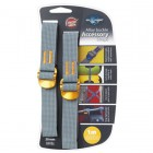 Sea to Summit Alloy Buckle Accessory Strap 20 mm 1 m yellow