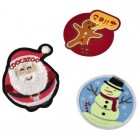 Coocazoo Patches-Set StyleTyle Christmas 3 Stück